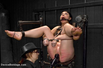 Photo number 6 from Siouxsie Q vs Claire Adams shot for Device Bondage on Kink.com. Featuring Siouxsie Q in hardcore BDSM & Fetish porn.