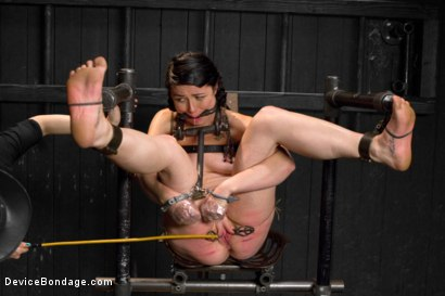 Photo number 8 from Siouxsie Q vs Claire Adams shot for Device Bondage on Kink.com. Featuring Siouxsie Q in hardcore BDSM & Fetish porn.