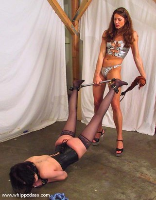 Photo number 6 from Kym Wilde and Lily shot for Whipped Ass on Kink.com. Featuring Kym Wilde and Lily in hardcore BDSM & Fetish porn.
