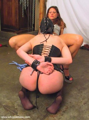 Photo number 10 from Kym Wilde and Lily shot for Whipped Ass on Kink.com. Featuring Kym Wilde and Lily in hardcore BDSM & Fetish porn.