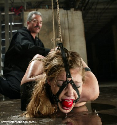 Photo number 4 from Hollie Stevens shot for Water Bondage on Kink.com. Featuring Hollie Stevens in hardcore BDSM & Fetish porn.