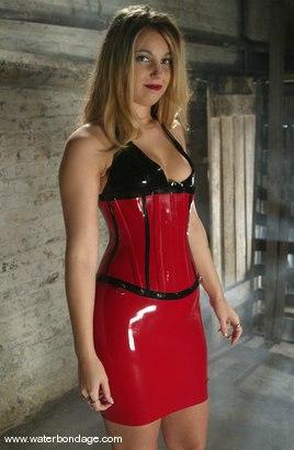 Photo number 1 from Hollie Stevens shot for Water Bondage on Kink.com. Featuring Hollie Stevens in hardcore BDSM & Fetish porn.