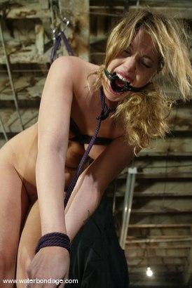 Photo number 10 from Hollie Stevens shot for Water Bondage on Kink.com. Featuring Hollie Stevens in hardcore BDSM & Fetish porn.