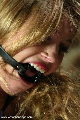 Photo number 8 from Hollie Stevens shot for Water Bondage on Kink.com. Featuring Hollie Stevens in hardcore BDSM & Fetish porn.