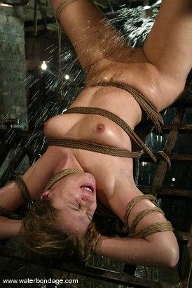 Photo number 12 from Hollie Stevens shot for Water Bondage on Kink.com. Featuring Hollie Stevens in hardcore BDSM & Fetish porn.