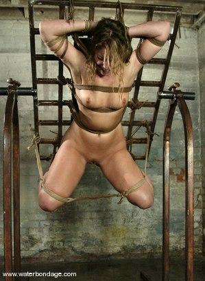 Photo number 14 from Hollie Stevens shot for Water Bondage on Kink.com. Featuring Hollie Stevens in hardcore BDSM & Fetish porn.