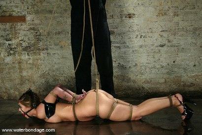 Photo number 5 from Hollie Stevens shot for Water Bondage on Kink.com. Featuring Hollie Stevens in hardcore BDSM & Fetish porn.