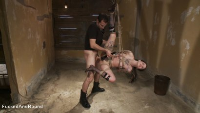 Photo number 8 from Tossed Around Like a Rag Doll shot for  on Kink.com. Featuring Maestro and Krysta Kaos in hardcore BDSM & Fetish porn.