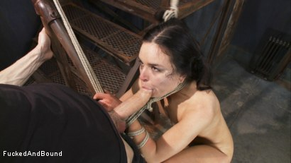 Photo number 1 from Fucked Hard and Put up Wet shot for Brutal Sessions on Kink.com. Featuring Owen Gray and Juliette March in hardcore BDSM & Fetish porn.