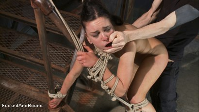 Photo number 12 from Fucked Hard and Put up Wet shot for Brutal Sessions on Kink.com. Featuring Owen Gray and Juliette March in hardcore BDSM & Fetish porn.