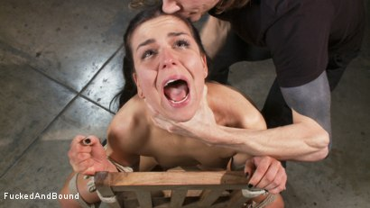 Photo number 4 from Fucked Hard and Put up Wet shot for Brutal Sessions on Kink.com. Featuring Owen Gray and Juliette March in hardcore BDSM & Fetish porn.