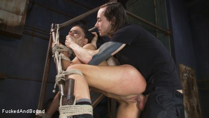 Photo number 6 from Fucked Hard and Put up Wet shot for Brutal Sessions on Kink.com. Featuring Owen Gray and Juliette March in hardcore BDSM & Fetish porn.