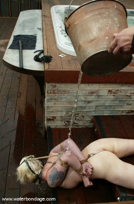Photo number 4 from Lorelei Lee shot for Water Bondage on Kink.com. Featuring Lorelei Lee in hardcore BDSM & Fetish porn.