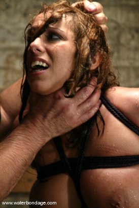 Photo number 12 from Sasha Sparks shot for Water Bondage on Kink.com. Featuring Sasha Sparks in hardcore BDSM & Fetish porn.