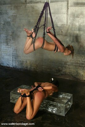 Photo number 13 from Keeani Lei and Kat shot for Water Bondage on Kink.com. Featuring Keeani Lei and Kat in hardcore BDSM & Fetish porn.