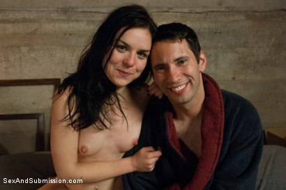 Photo number 15 from Cheating Wife Tossed Around and Fucked in the Ass: Juliette March and Tommy Pistol  shot for Sex And Submission on Kink.com. Featuring Tommy Pistol and Juliette March in hardcore BDSM & Fetish porn.