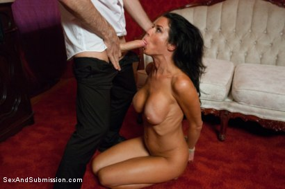 Photo number 8 from The Informant starring Veronica Avluv shot for sexandsubmission on Kink.com. Featuring James Deen and Veronica Avluv in hardcore BDSM & Fetish porn.
