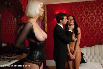Photo number 6 from The Informant starring Veronica Avluv shot for Sex And Submission on Kink.com. Featuring James Deen and Veronica Avluv in hardcore BDSM & Fetish porn.