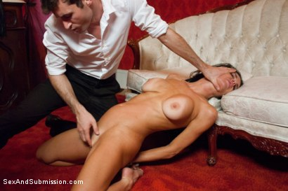 Photo number 7 from The Informant starring Veronica Avluv shot for Sex And Submission on Kink.com. Featuring James Deen and Veronica Avluv in hardcore BDSM & Fetish porn.