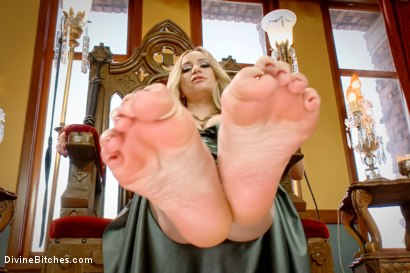 Photo number 5 from FREE Bonus Update:  Aiden Starr Sweaty Foot Worship POV shot for Divine Bitches on Kink.com. Featuring Aiden Starr in hardcore BDSM & Fetish porn.