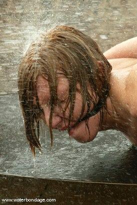 Photo number 5 from Jolene shot for Water Bondage on Kink.com. Featuring Jolene in hardcore BDSM & Fetish porn.