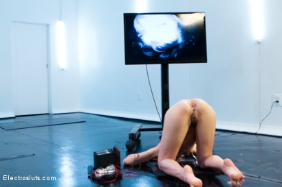 Photo number 1 from Ass Up Sensory Deprivation Electro DP!! shot for Electro Sluts on Kink.com. Featuring Mz Berlin, Bianca Stone and Audrey Hollander in hardcore BDSM & Fetish porn.