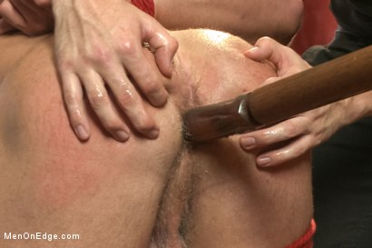 Photo number 11 from Bushy Blond Pubic Hair shot for Men On Edge on Kink.com. Featuring Logan Vaughn in hardcore BDSM & Fetish porn.