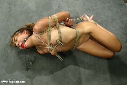 Photo number 12 from Keeani Lei shot for Hogtied on Kink.com. Featuring Keeani Lei in hardcore BDSM & Fetish porn.