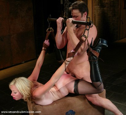 Photo number 12 from Adrianna Nicole and Van Damage shot for Sex And Submission on Kink.com. Featuring Adrianna Nicole and Van Damage in hardcore BDSM & Fetish porn.