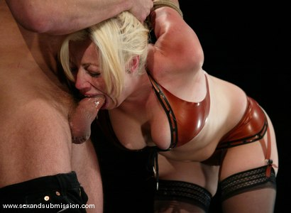 Photo number 6 from Adrianna Nicole and Van Damage shot for Sex And Submission on Kink.com. Featuring Adrianna Nicole and Van Damage in hardcore BDSM & Fetish porn.