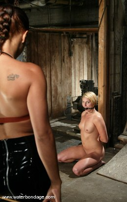 Photo number 1 from Vendetta and Isis Love shot for Water Bondage on Kink.com. Featuring Isis Love and Vendetta in hardcore BDSM & Fetish porn.
