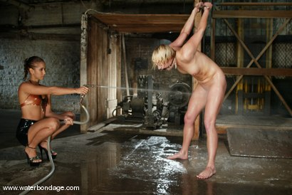 Photo number 4 from Vendetta and Isis Love shot for Water Bondage on Kink.com. Featuring Isis Love and Vendetta in hardcore BDSM & Fetish porn.