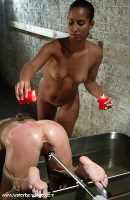 Photo number 13 from Vendetta and Isis Love shot for Water Bondage on Kink.com. Featuring Isis Love and Vendetta in hardcore BDSM & Fetish porn.