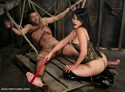 Photo number 10 from Mika Tan and totaleurosex shot for Men In Pain on Kink.com. Featuring Mika Tan and totaleurosex in hardcore BDSM & Fetish porn.