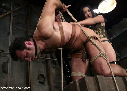 Photo number 8 from Mika Tan and totaleurosex shot for Men In Pain on Kink.com. Featuring Mika Tan and totaleurosex in hardcore BDSM & Fetish porn.