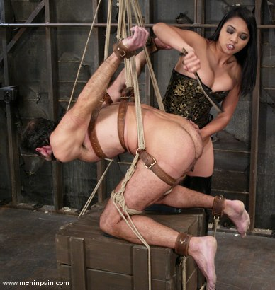 Photo number 5 from Mika Tan and totaleurosex shot for Men In Pain on Kink.com. Featuring Mika Tan and totaleurosex in hardcore BDSM & Fetish porn.
