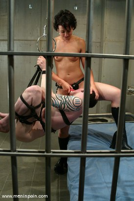 Photo number 6 from Dylan Ryan and Judas shot for Men In Pain on Kink.com. Featuring Dylan Ryan and Judass in hardcore BDSM & Fetish porn.