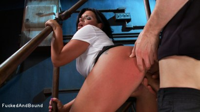Photo number 12 from In Too Deep shot for Fucked and Bound on Kink.com. Featuring Danica Merci and Owen Gray in hardcore BDSM & Fetish porn.