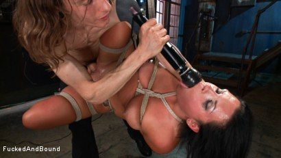 Photo number 13 from In Too Deep shot for Fucked and Bound on Kink.com. Featuring Danica Merci and Owen Gray in hardcore BDSM & Fetish porn.