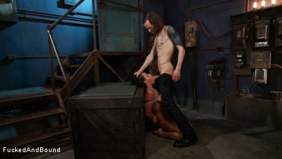 Photo number 17 from In Too Deep shot for Fucked and Bound on Kink.com. Featuring Danica Merci and Owen Gray in hardcore BDSM & Fetish porn.