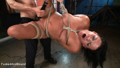 Photo number 7 from In Too Deep shot for Fucked and Bound on Kink.com. Featuring Danica Merci and Owen Gray in hardcore BDSM & Fetish porn.