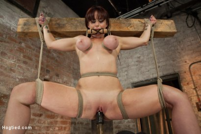 Photo number 13 from Bella Rossi Back For More! shot for Hogtied on Kink.com. Featuring Bella Rossi in hardcore BDSM & Fetish porn.