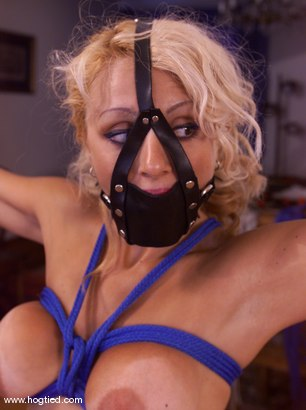 Photo number 6 from Stacy Burke shot for Hogtied on Kink.com. Featuring Stacy Burke in hardcore BDSM & Fetish porn.