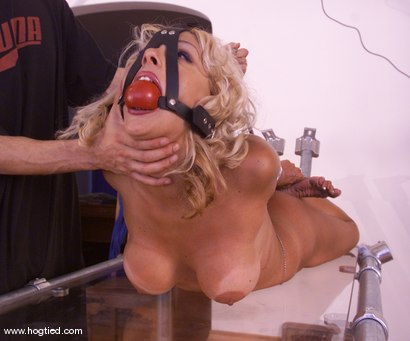 Photo number 8 from Stacy Burke shot for Hogtied on Kink.com. Featuring Stacy Burke in hardcore BDSM & Fetish porn.