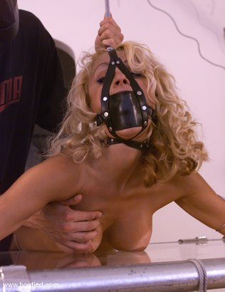 Photo number 12 from Stacy Burke shot for Hogtied on Kink.com. Featuring Stacy Burke in hardcore BDSM & Fetish porn.