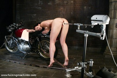 Photo number 12 from Dylan Ryan shot for Fucking Machines on Kink.com. Featuring Dylan Ryan in hardcore BDSM & Fetish porn.