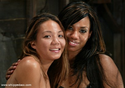 Photo number 15 from Keeani Lei and Sydnee Capri shot for Whipped Ass on Kink.com. Featuring Keeani Lei and Sydnee Capri in hardcore BDSM & Fetish porn.
