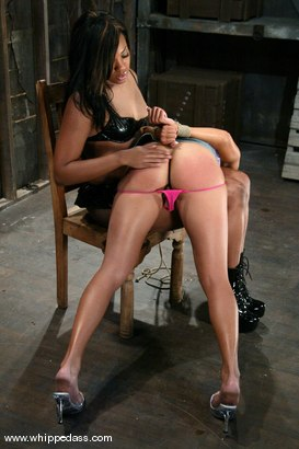 Photo number 4 from Keeani Lei and Sydnee Capri shot for Whipped Ass on Kink.com. Featuring Keeani Lei and Sydnee Capri in hardcore BDSM & Fetish porn.