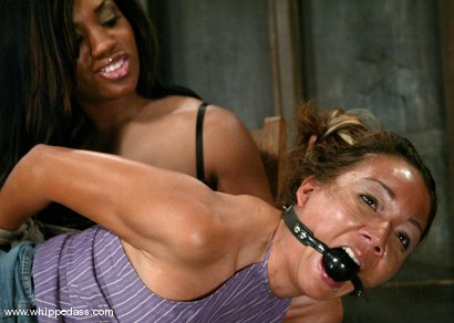 Photo number 3 from Keeani Lei and Sydnee Capri shot for Whipped Ass on Kink.com. Featuring Keeani Lei and Sydnee Capri in hardcore BDSM & Fetish porn.