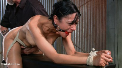 Photo number 13 from Pussy Punishment shot for Sadistic Rope on Kink.com. Featuring Beretta James in hardcore BDSM & Fetish porn.